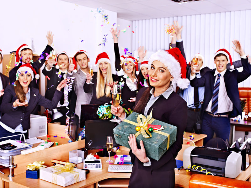 Beautiful Small Business Christmas Party Ideas Part - 9: Check Why Corporate Gifting Is A Great Marketing Tool!