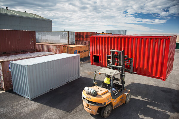 Image result for The Benefits of Using Shipping Containers for Storage