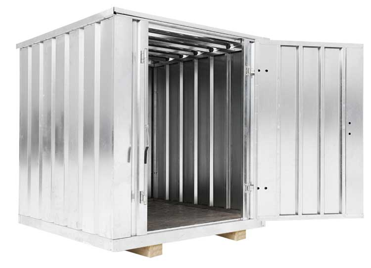 Weatherproof Storage